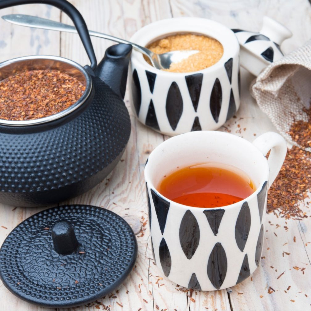 Les rooibos africains