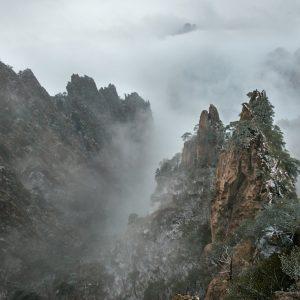 Thé provenant des montagnes de Anhui