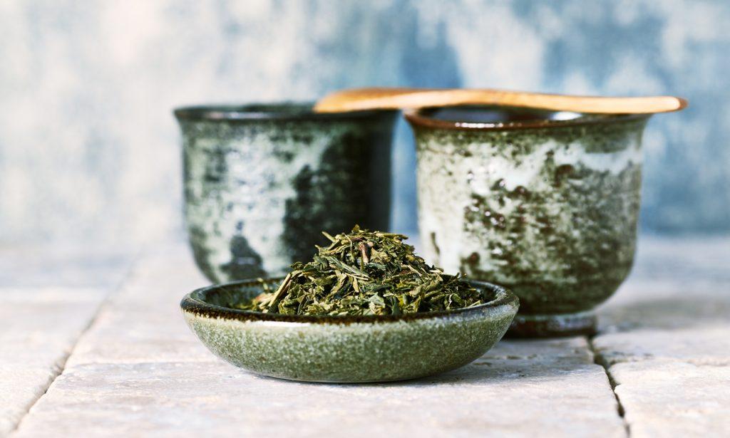 Les thés verts
